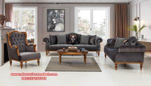 sofa ruang tamu model klasik modern begonya srt-166