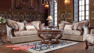 kursi sofa ruang tamu mewah klasik srt-169