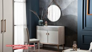model meja rias dan pigura modern mewah minimalis mkr-134