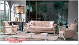 Set sofa ruang tamu canapele duco minimalis Srt-174